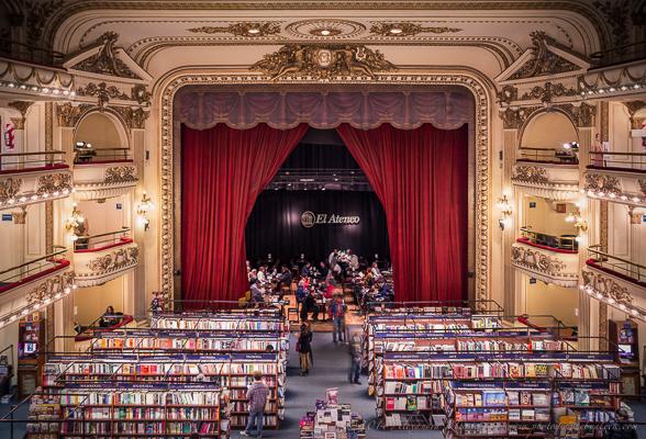 most beautiful bookstore