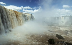 Iguazu Falls, Brasil, Devil's Throat