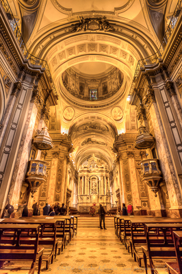 Cathedral Buenos Aires