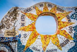 Park of Love mosaic