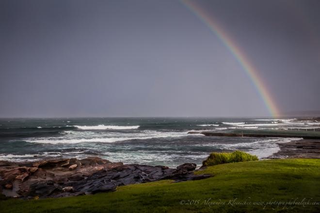 Shire, rainbow