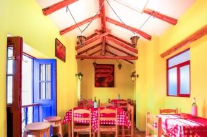 La Caverne del Oriente - a french fusion restaurant in San Blas, Cusco