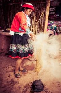tradition in Peru