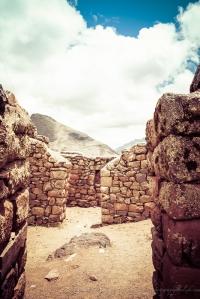 Sacred Valley, Inca site Pisac