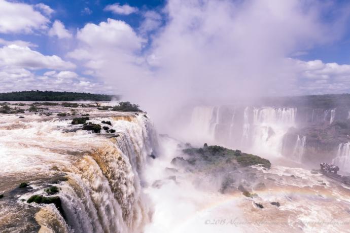 rainbow Iguazu