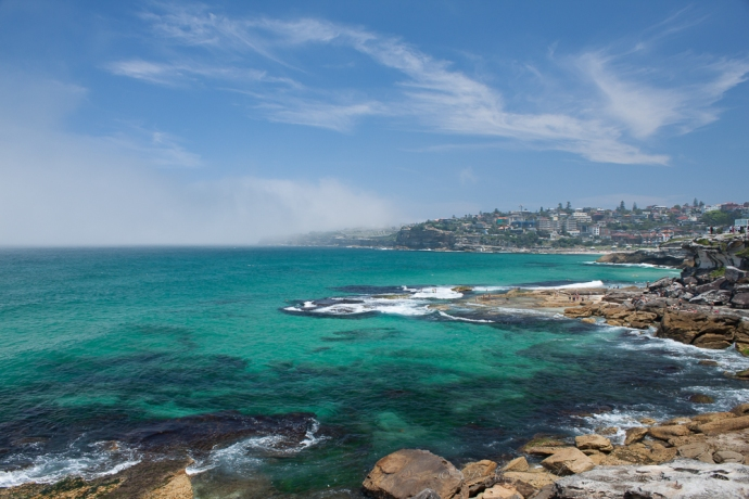 Tamarama Beach in its beauty