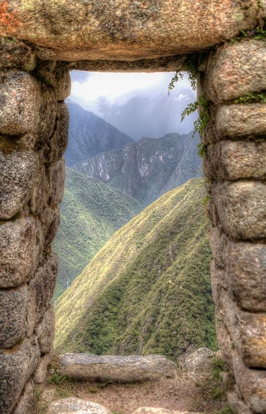 Inca door