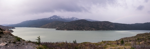 day 3 of the W-trek in Torres del Paine, Chile
